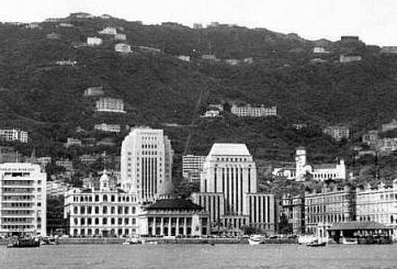 Harbour Front (circa 1950) - Hong Kong archives