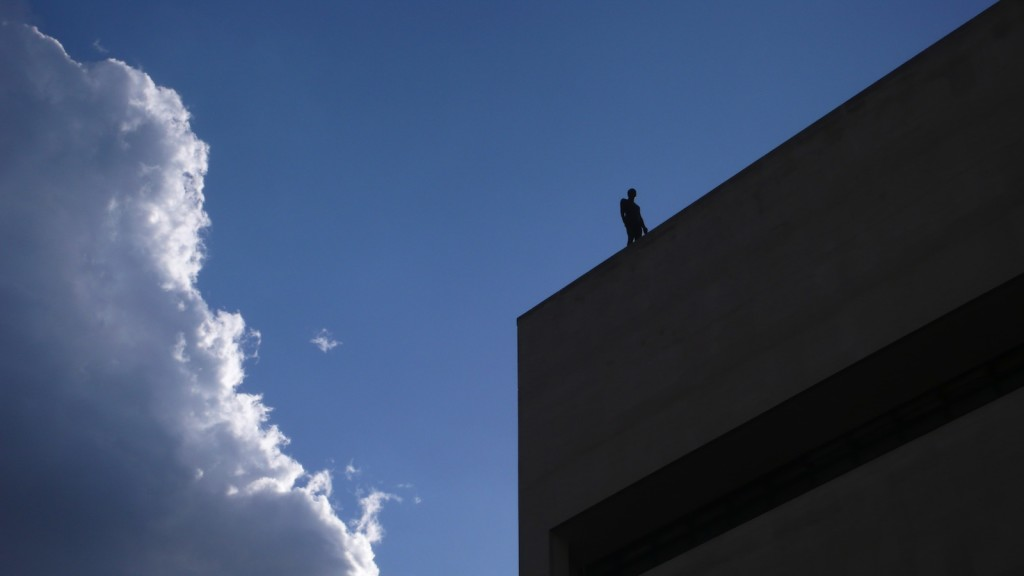 Event Horizon – Installation view, London, England, 2007 I A commission by the Hayward Gallery, London