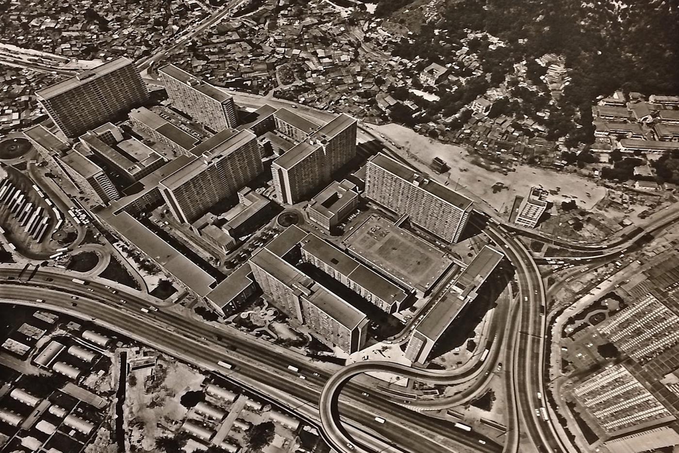 Choi Hung Estate - 1979 - Courtesy of Hong Kong Government