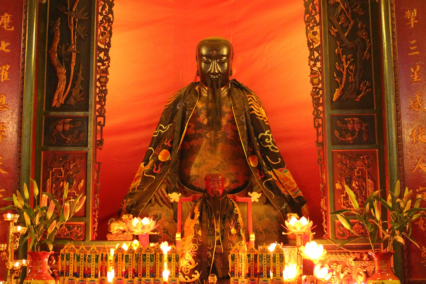 Pak Tai Mysterious Black God Of The North