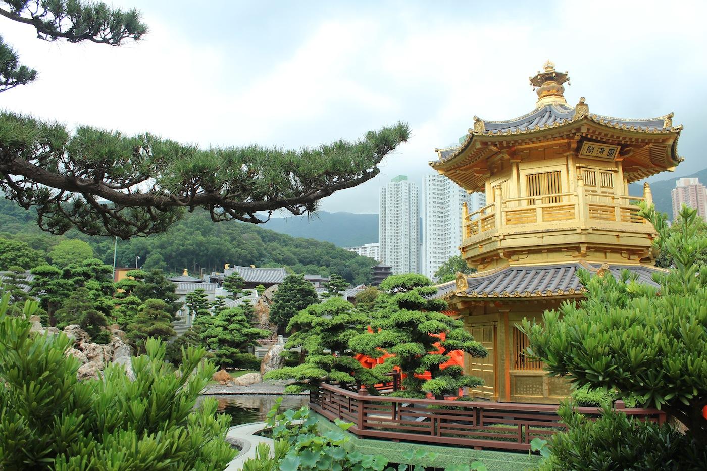 chi lin hong kong