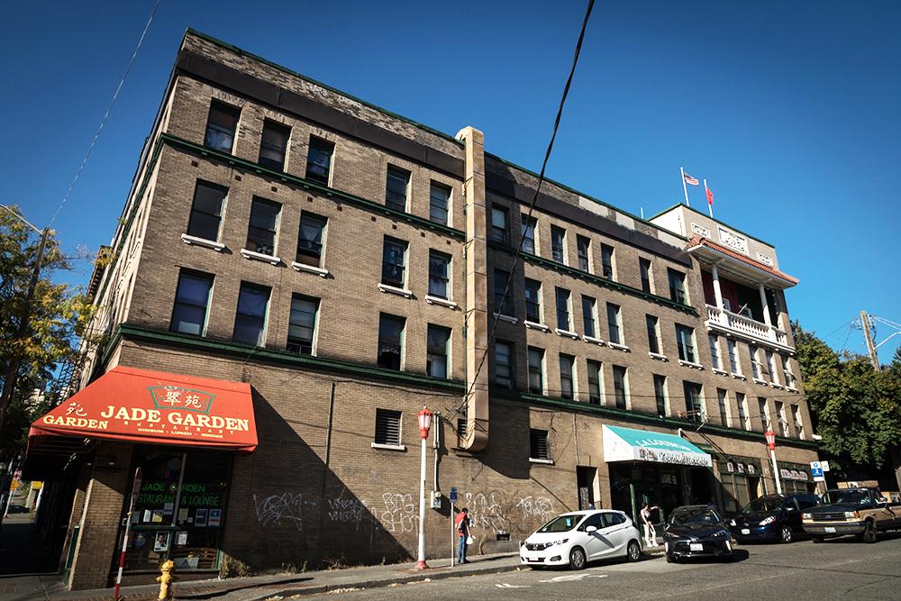 Seattle Chinatown Wing Luke museum