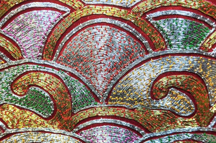 kua embroidery